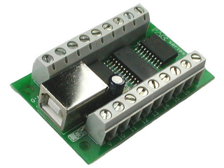 PacDrive USB Driver Board