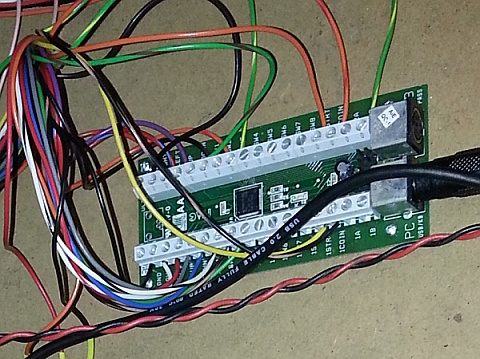 I-PAC2 Keyboard Encoder