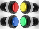 Round Illuminated Buttons