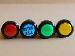 Extra Ball Button - available colours