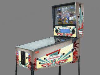 Virtual Pinball Parts